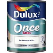 DULUX ONCE GLOSS PBW 750ML