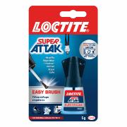 LOCTITE SUPER ATTAK ΜΕ ΠΙΝΕΛΟ 5 GR