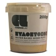 COSMOSLAC WOOD PUTTY LIGHT MAHOGANY NO.1 200GR