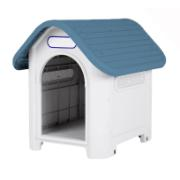WELL WARE RUNDY BLUE DOG HOUSE  66X60X74.5CM