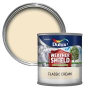 DULUX RE CLASSIC CREAM SMOOTH 250ML