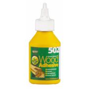 EVER BUILD WOOD ADHESIVE BOTTLE 125ML