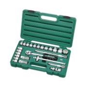 HONITON 25PCS SET SOCKET 1/2