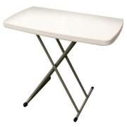 UTAH PLASTIC FOLDING TABLE 76,5X49CM