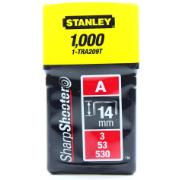 STANLEY STAPLES 14MM 1000PC