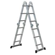 ALUMINIUM MULTIPURPOSE LADDER 11 STEPS
