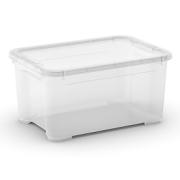 KIS TBOX XS TRANSPARENT 13,5L