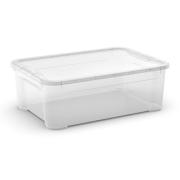 KIS TBOX M TRANSPARENT 31L