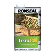 RONSEAL® TEAK OIL CLEAR 0.5L