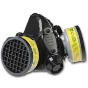 ELTECH DOUBLE BREATHING HALF MASK