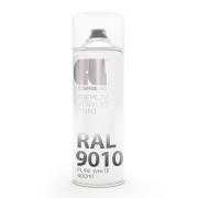 WH.MATT RAL 9010 N301 SPRAY400