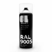 BL.GLOSS RAL9005 N303 SPRAY400