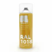 ZINC YELLOW RAL1018 N313 SPRAY