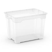 KIS R BOX S BODY18L TRANSPARENT