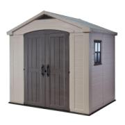 KETER FACTOR SHED 8X6FT