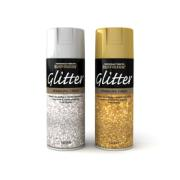RUST GOLD GLITTERSPRAY 400ML