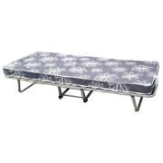 COMO FOLDING BED 80x190CM WITH WHEELS