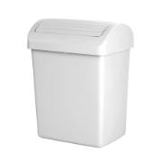 TATAY DUSTBIN SWING 20LTR OPTIMIST WHITE