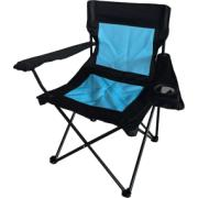 DOLFIN FOLD CAMP CHAIR BLUE