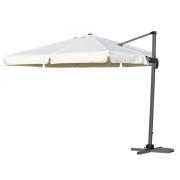 ROMA UMBRELLA 2.5X2.5M NATURAL