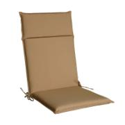 FOLDED CUSHION FOR 5 POSITIONS CHAIR CAMEL
