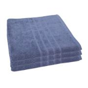 FACE TOWEL 48X85 PETROL 500GR