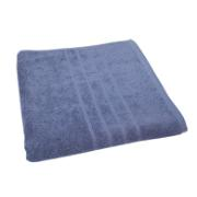 BATH TOWEL 70X140 PETROL 500GR