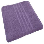 BATH TOWEL 85X150 PURPLE 500GR