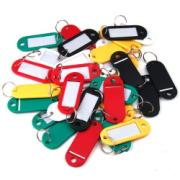 SUPER 12PCS KEY RING BOX