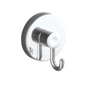 WENKO VAC-LOC HOOK SHINY SET OF 2