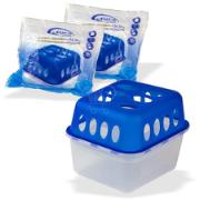 HUMIDIFIER INCL 2BAGS OF 400GR