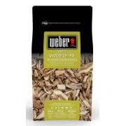 WEBER APPLE CHIPS 0.7KG