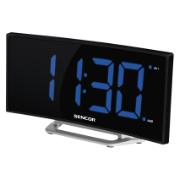 SENCOR DIGITAL CLOCK&ALARM