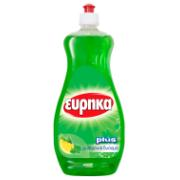 EUREKA DISH LIQUID PLUS MINT&LEMON SCENT 750ML