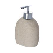 WENKO PURO SOAP DISPENSER BEIGE