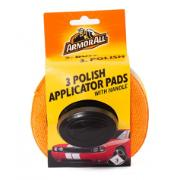 ARMOR ALL  3 POLISH APPLICATOR PADS
