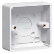LEGRAND SYNERGY PLASTIC MOUNTING BOX 1 GANG 35MM