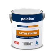 PELELAC SATIN FINISH BLACK P133 0.75L WATER-BASED