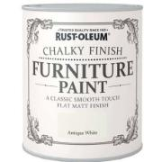 RUSTOLEUM ANTIQUE WH.CHALKY 75