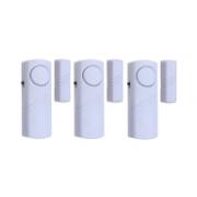 WINDOW ALARM SET 3PCS