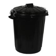 CURVER GARBAGE BIN 70L WITH LID