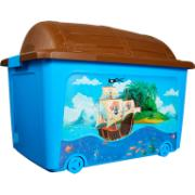 KIS W BOX 50 L PIRATE BLUE