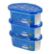 DEHUMIDIFIER 3PCS X100GR
