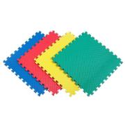 EVA COLOUR SAFETY MAT 60X60CM 4PCS