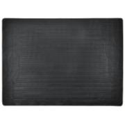 GEAR&GO PVC CAR MATS 80X120CM BLACK