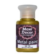 MAXI DÉCOR ACRYLIC METALLIC  CODE 105 60ML