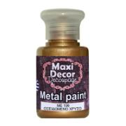 MAXI DÉCOR ACRYLIC METALLIC CODE 106 60ML