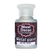 MAXI DÉCOR ACRYLIC METALLIC CODE 109 60ML