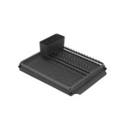 BRABANTIA DISH DRYING RACK - DARK GREY