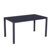 ARIS TABLE 140X80CM BLACK